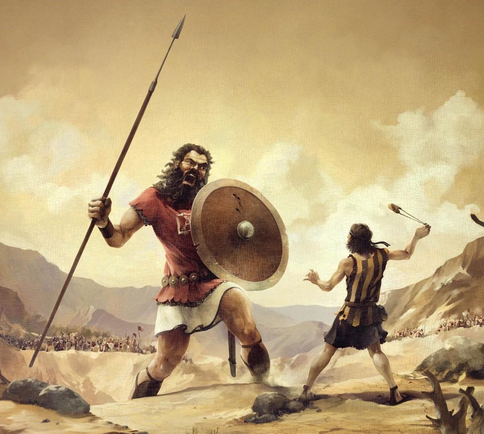 David Vs. Goliath. Don't underestimate the underdog | by Rohith Salim |  Medium